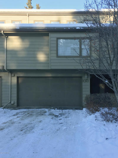 Anchorage AK Condo/Townhouse For Sale: $310,000