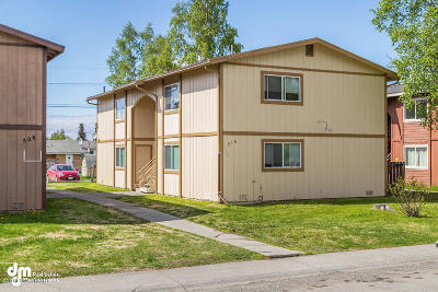 Anchorage Multi Family Home For Sale: 516 N Bliss Street