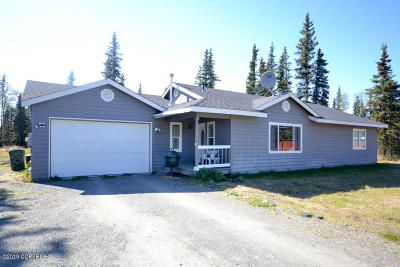 Soldotna Single Family Home For Sale: 34315 Poppywood Street