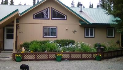 Soldotna Single Family Home For Sale: 35735 Fishermans Court