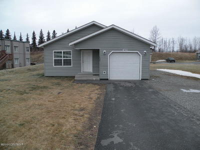 Wasilla Rental For Rent: 1540 S B Shannon Street