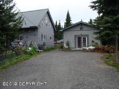 Soldotna Single Family Home For Sale: 35699 Fishermans Court