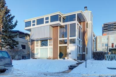 Anchorage Condo/Townhouse For Sale: 515 N Street #3