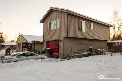 Anchorage Single Family Home For Sale: 4510 Lake Otis Parkway
