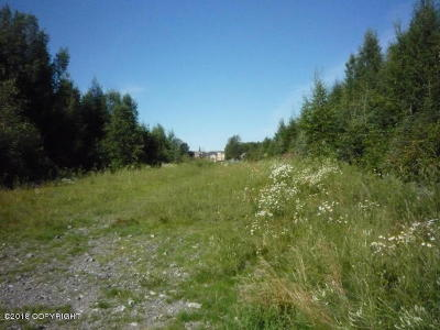 Anchorage, Chugiak, Eagle River Residential Lots & Land For Sale: 1831 73rd Avenue