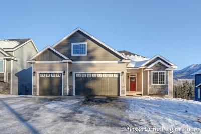 Anchorage, Eagle River, Palmer, Wasilla Single Family Home For Sale: 7261 S Hayfield Road