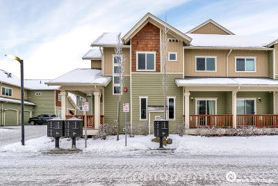 Anchorage Condo/Townhouse For Sale: 1790 Hollybrook Circle #28