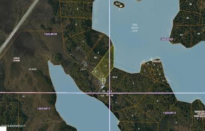 Wasilla Residential Lots & Land For Sale: 22783 Twin Island Drive