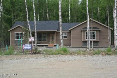 Chugiak Single Family Home For Sale: L18 Sheltering Spruce Avenue