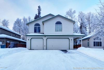 Anchorage Single Family Home For Sale: 7630 Berry Circle