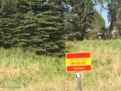 Ninilchik Residential Lots & Land For Sale: L3 B2 Oilwell Road