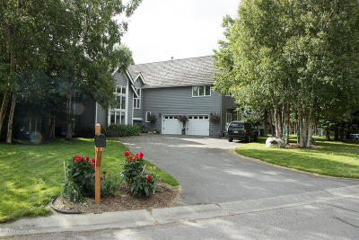 Anchorage Single Family Home For Sale: 4110 Endeavor Circle