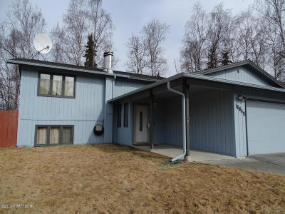 Chugiak, Eagle River Single Family Home For Sale: 18845 Sutwick Circle