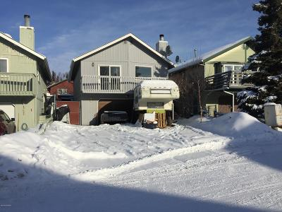 Anchorage Single Family Home For Sale: 131 Sorcerer Court