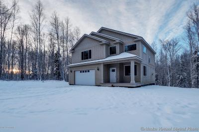Wasilla Single Family Home For Sale: L7 Magnolia Circle