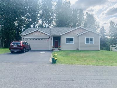 Chugiak Single Family Home For Sale: L8 Jasmine Road