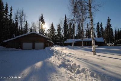 North Pole Single Family Home For Sale: 1805 Kendall Avenue