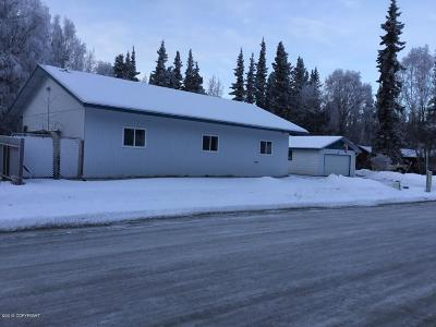 Kenai Single Family Home For Sale