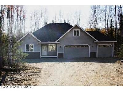 Chugiak Single Family Home For Sale: L3 Jasmine Road