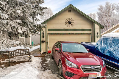 Anchorage Single Family Home For Sale: 4200 Ambler Circle