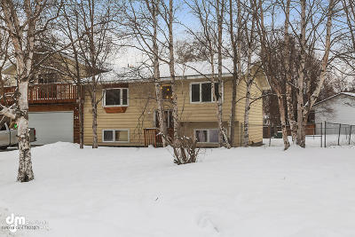 Anchorage Single Family Home For Sale: 3431 Amber Bay Loop