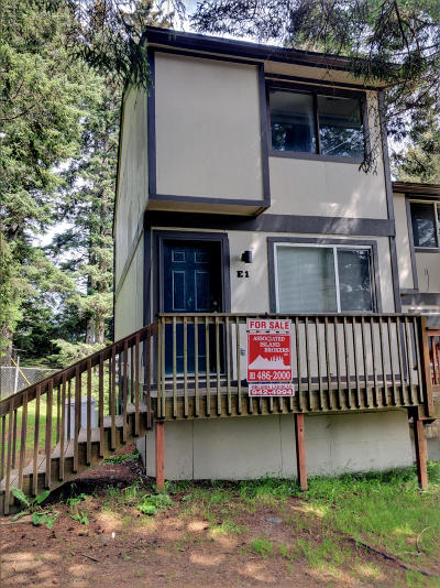 Kodiak Single Family Home For Sale: 1820 Larch #E1