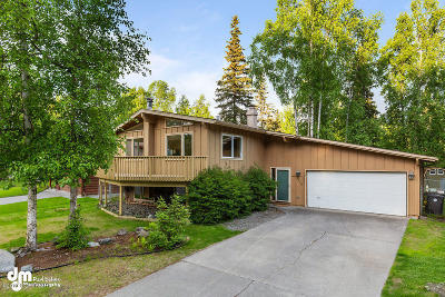 Anchorage Single Family Home For Sale: 2419 Glenkerry Drive