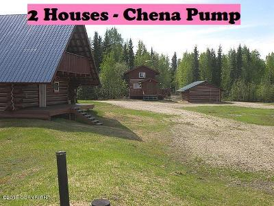 Fairbanks AK Single Family Home For Sale: $199,000
