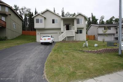 Eagle River Single Family Home For Sale: 19243 Trail Bay Drive