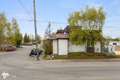 Anchorage Commercial For Sale: 1045 E 8th Avenue