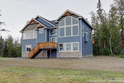 Chugiak Single Family Home For Sale: NHN Sheltering Spruce Avenue