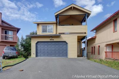 Anchorage Single Family Home For Sale: 9332 Sea Parrott Circle