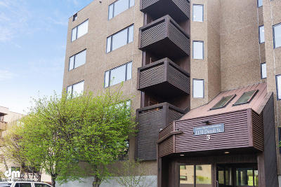 Anchorage Condo/Townhouse For Sale: 1170 Denali Street #D-238