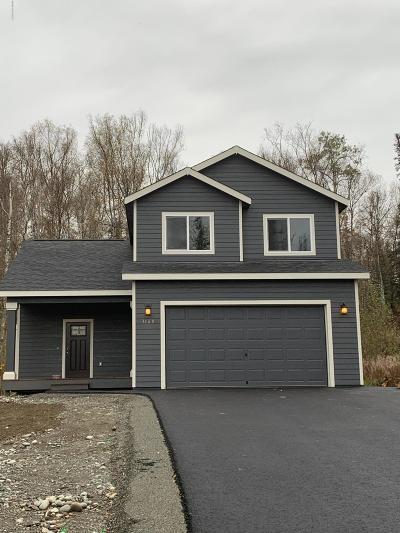 Wasilla Single Family Home For Sale: 3160 N Snow Goose Drive