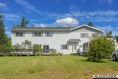 Wasilla AK Single Family Home For Sale: $389,000