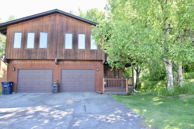 Anchorage Single Family Home For Sale: 2731 Brittany Drive