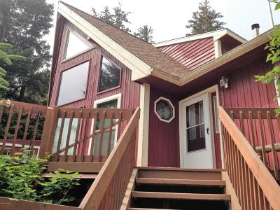 Kodiak AK Single Family Home For Sale: $339,000