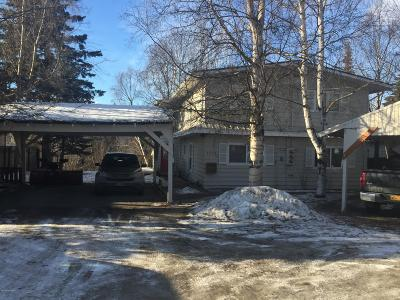Anchorage Multi Family Home For Sale: 2508 Forest Park Drive