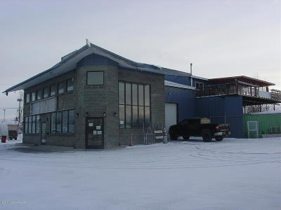 Wasilla Commercial For Sale: 435 S Knik Street