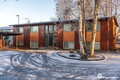 Anchorage Multi Family Home For Sale: 7447 Jewel Lake Road