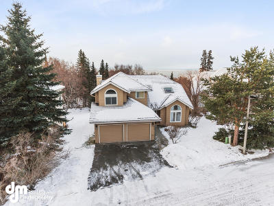Anchorage Single Family Home For Sale: 18704 Snowy Plover Circle