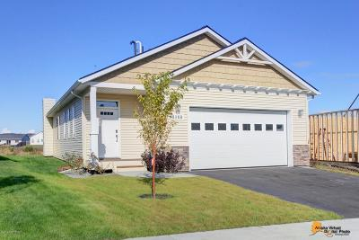 Anchorage Condo/Townhouse For Sale: 8988 Dry Creek Loop