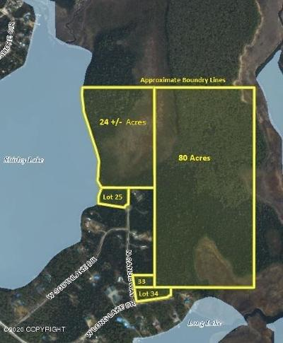 Willow AK Residential Lots & Land For Sale: $550,000