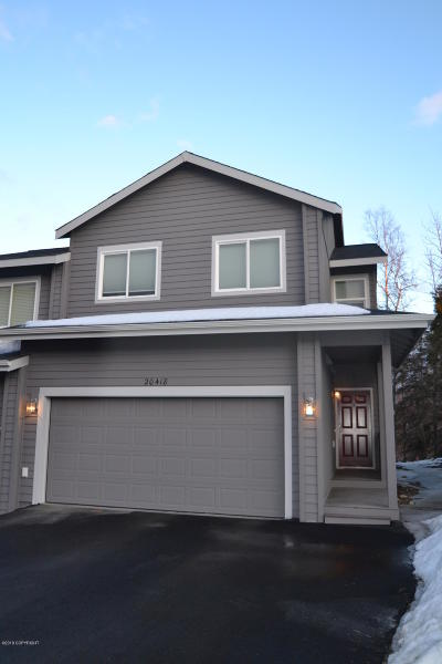 Eagle River Rental For Rent: 20418 Icefall Drive