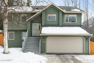 Eagle River Single Family Home For Sale: 18767 Price Island Circle