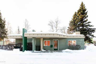 Anchorage Commercial For Sale: 3825 Spenard Road