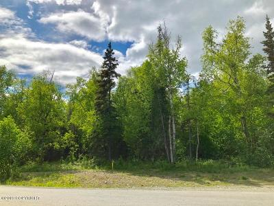 Wasilla Residential Lots & Land For Sale: NHN T17N R1W S17 LA3