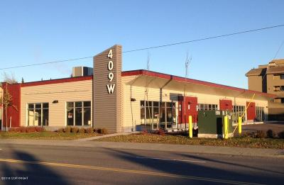 Anchorage Commercial For Sale: 409 W Fireweed Lane