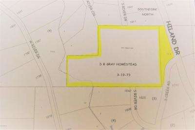 Eagle River Residential Lots & Land For Sale: Mile 7 Hiland Rd - D B Gray Homestead