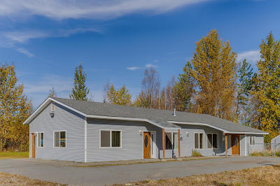 Wasilla Commercial For Sale: 1439 S Ethels Circle